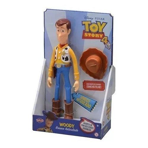 Boneco Woody sem Som, Disney-Pixar