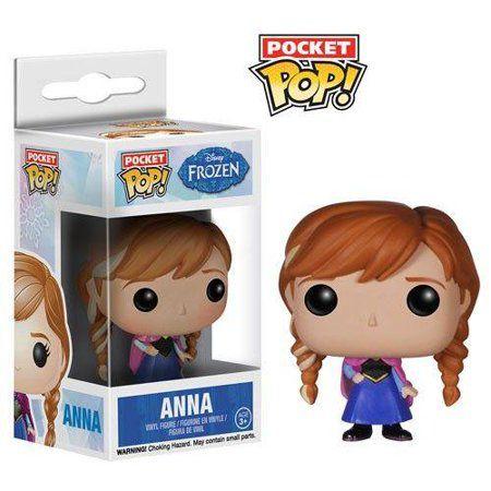 Pocket FUNKO POP Disney Frozen  - Anna