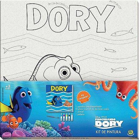 Kit de Pintura Procurando Dory
