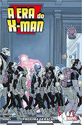 A Era do X-Man: Volume 2