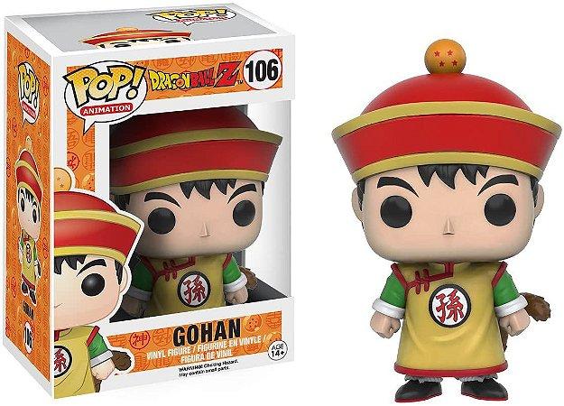 Funko Dragonball Z Gohan 106