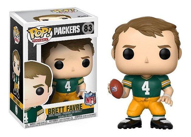 Funko Pop! Nfl Brett Favre #83 Green Bay Packers
