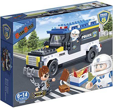 Policia Suv 242Pcs BanBao