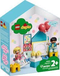 LEGO DUPLO Brinquedo de construção  Sala de jogos da cidade 10925 (16 peças)