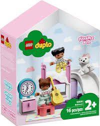 LEGO DUPLO  -Quarto da cidade Brinquedo de construção 10926 (15 peças)