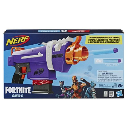 Nerf Lança Dardos  Fortnite SMG-E Hasbro E7523