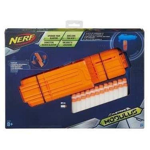 Nerf Lançador  Acessorio Modulus Defend Upg Hasbro B1534 11905