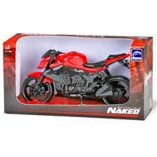 Naked Motorcycle 0901 Roma