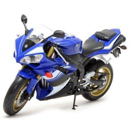 Miniatura de Moto Yamaha YZF-R1 Escala 1:10 California Cycle Welly