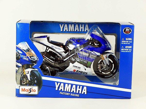 Gp Yamaha Factory No 99 1/10 Maisto 31404/10160