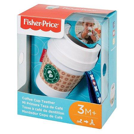 Café Para Viagem Fisher Price, Mattel, Branco