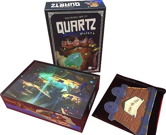 Organizador para Quartz
