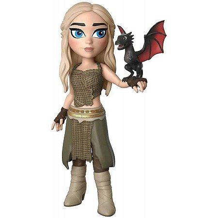 Funko Rock Candy: Game Of Thrones - Daenerys Targaryen