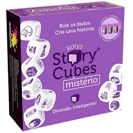 Rory's Story Cubes: Mistério