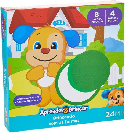 Fisher Price Formas Toyster Brinquedos