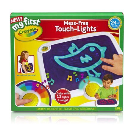 My First Lousa Musical Touch Lites - Crayola