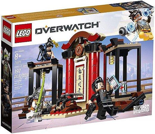 LEGO Overwatch - Hanzo e Genji 75971