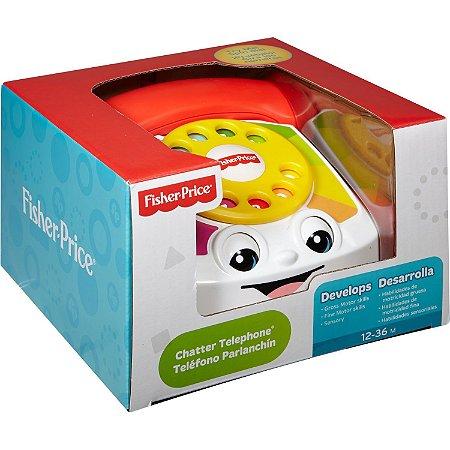 Telefone Feliz Fisher-Price - Mattel