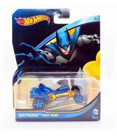 Carrinho Hot Wheels - Batman Hot Rod - Mattel