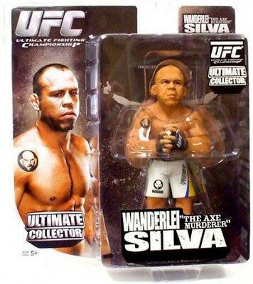 """Action Figure UFC Wanderlei Silva """"The Axe Murderer"""" - Modelo 2"""
