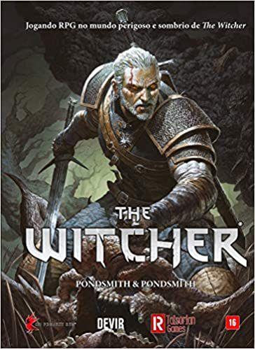 The Witcher RPG Capa dura – Edição de luxo