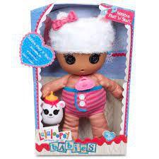 Boneca Lalaloopsy Baby Mittens Fluff N Stuff - Buba