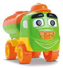 Baby Truck Cofrinho - Roma Brinquedos
