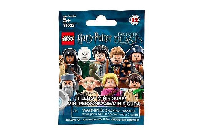 Mini Figures Harry Potter E Animais Fantásticos Lego Sem Cor Especificada