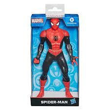 Boneco Articulado - 25Cm - Disney - Marvel - Olympus - Spider-Man - Hasbro
