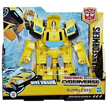Transformers Cyberverse Ultra Class Bumblebee E1906 -Hasbro