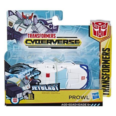 Transformers Cyberverse Jetblast 11cm Prowl - Hasbro