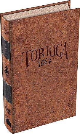 Coleção Cidades Sombrias 1. Tortuga 1667, Galápagos Jogos