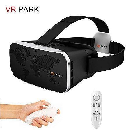 ÓCULOS VR PARK 3D + CONTROLE REMOTO