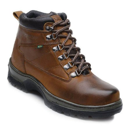 Bota Coturno Adventure Cano Médio Ranster Off Road