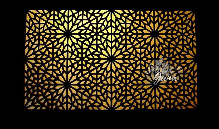 Quadro Arabian Gold