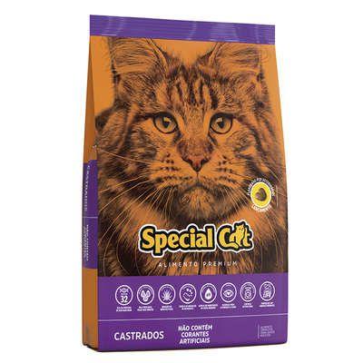 Special Cat Premium Gatos Castrados