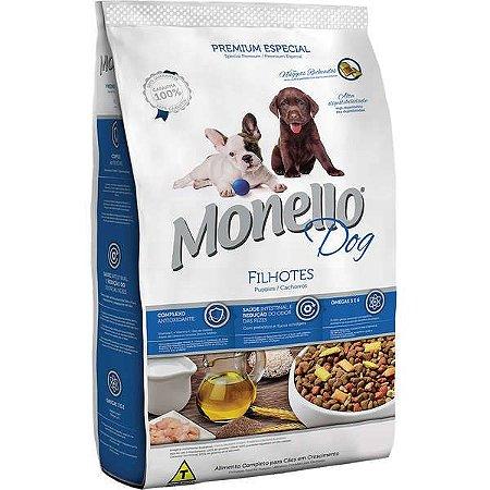 Ração Monello para Cães Filhotes 15 kg