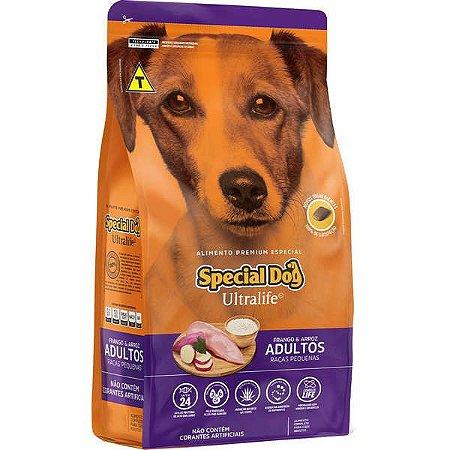 Special Dog Ultralife para Cães Adultos de Pequeno Porte 15 kg