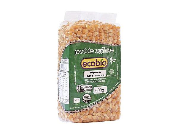 Pipoca Orgânica 500g - Ecobio