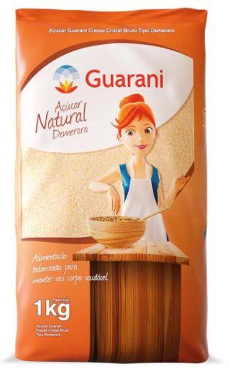 Açúcar Demerara 1 kg - Guarani