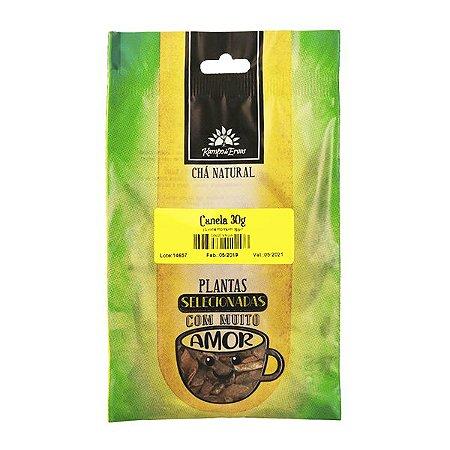 Canela Lascas 30g - Kampo de Ervas