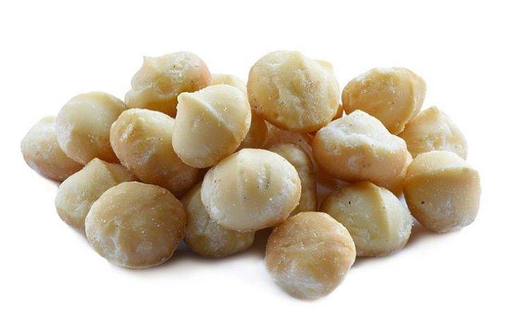 Nozes Macadamia - Entre Grãos - 200g