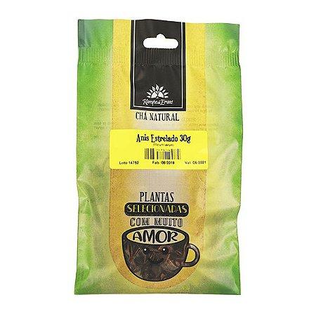 Chá Anis Estrelado - 30g - Kampo de Ervas