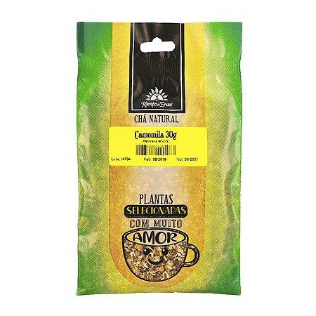 Chá de Camomila - 30g - Kampo de Ervas