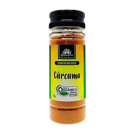 Cúrcuma (pó) orgânica 70g - Kampo de Ervas