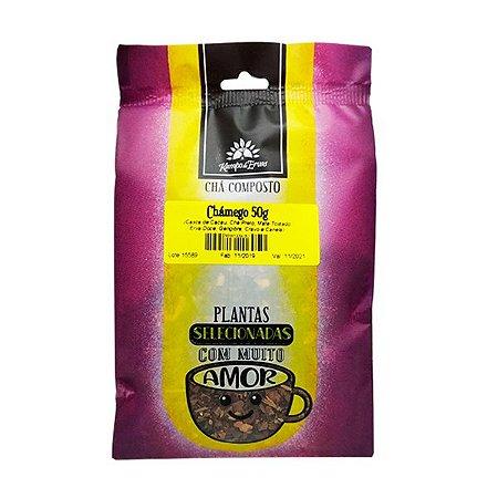 Chá Composto Chamego 50g - kampo de Ervas