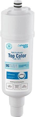 Refil para Purificador de Água Colormaq (todos os modelos) - Top Color (Planeta Água)