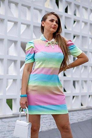 Vestido Tie Dye Luísa