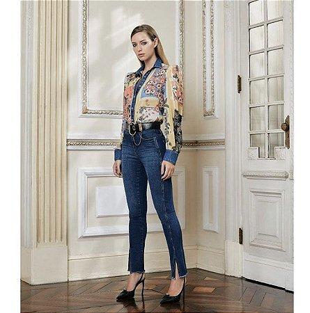 Calça Jeans Skinny Alice