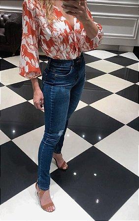 Calça Skinny Jeans Mikaela